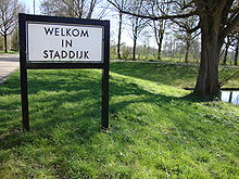 Welkom in Staddijk