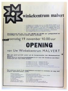 1969 Malvert opening WC totaal