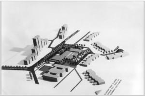 1970 Winkelcentrum Vossen F55049