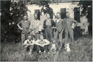 Onderduikers in Dukenburg