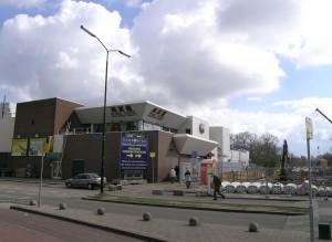 WC Zwanenveld verbouwing 2006