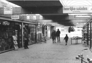 Winkels in Meijhorst 1977