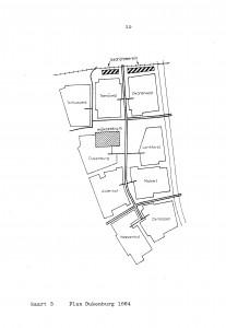 kaart 3 plan Dukenburg 1964 blz. 21 groot