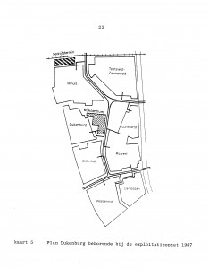 kaart 5 plan Dukenburg 1967 blz. 23 groot